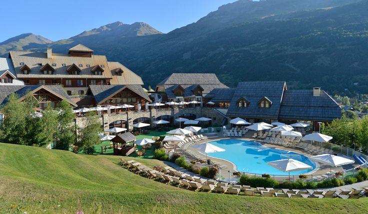 Séjour : Serre-Chevalier (France) - Vacances tout compris au Club Med
