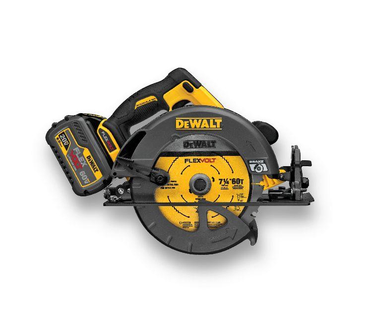 FLEXVOLT™ 60V* & 120V* MAX Cordless Tools   DEWALT
