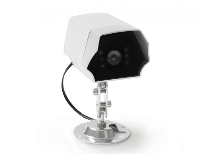 Caméra de vidéo surveillance factice : simulez la surveillance de votre maison par une caméra de surveillance factice ! Cette caméra de qualité professionnelle est à découvrir sur scs-laboutique.com