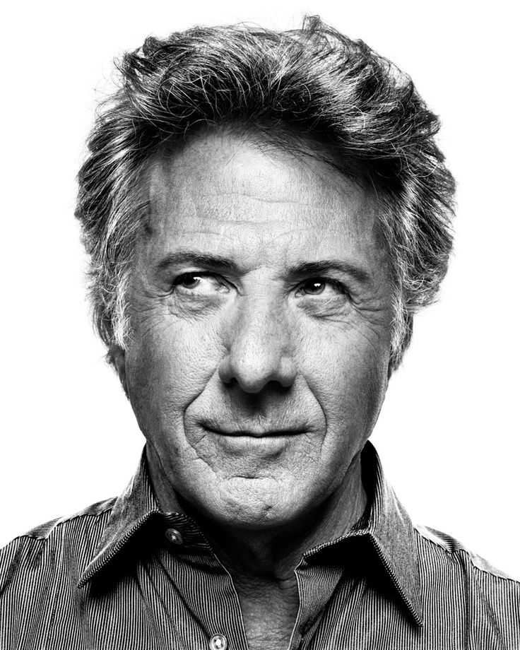 Someday I will say hello to Dustin Hoffman