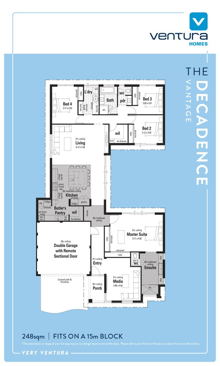 1050 best House plans images on Pinterest | Floor plans, House floor ...
