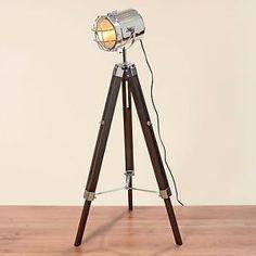 Geniale-Studiolampe-144cm-Hoehe-Teleskoplampe-Spotlampe-Teleskop-Stehlampe-Spot