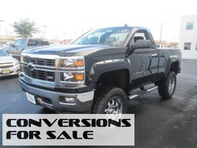 Lifted 2014 Chevy Silverado 1500 Regular Cab Southern ...