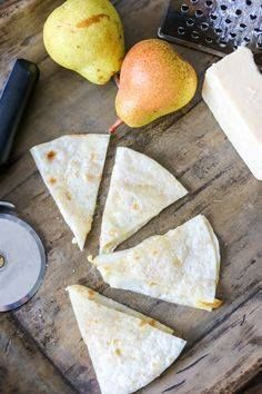 Easy Cheese Quesadil Easy Cheese Quesadilla with Gruyere and...  Easy Cheese Quesadil Easy Cheese Quesadilla with Gruyere and Pear: 3 Simple Ingredients come together to creat a perfect simple quesadilla that will rock your lunch! Recipe : http://ift.tt/1hGiZgA And @ItsNutella  http://ift.tt/2v8iUYW