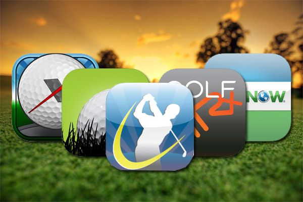 We count down our top 5 #golf #apps to help improve your game.