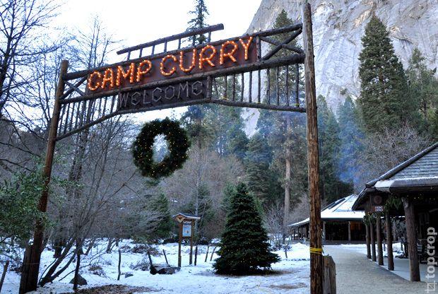 Национальный парк Йосемити в США (Yosemite National Park): фото долины | TopCrop.ru