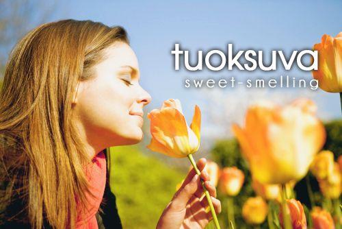 tuoksuva ~ sweet smeling
