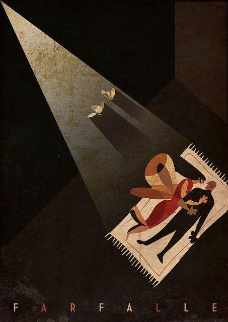 manicdigressive:  Farfalle ~ Riccardo Guasco