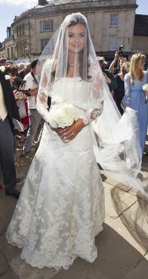 8th June, 2013:  Wedding of Lady Natasha Rufus-Issacs to Rupert Finch at St John The Baptist, Cirencester.