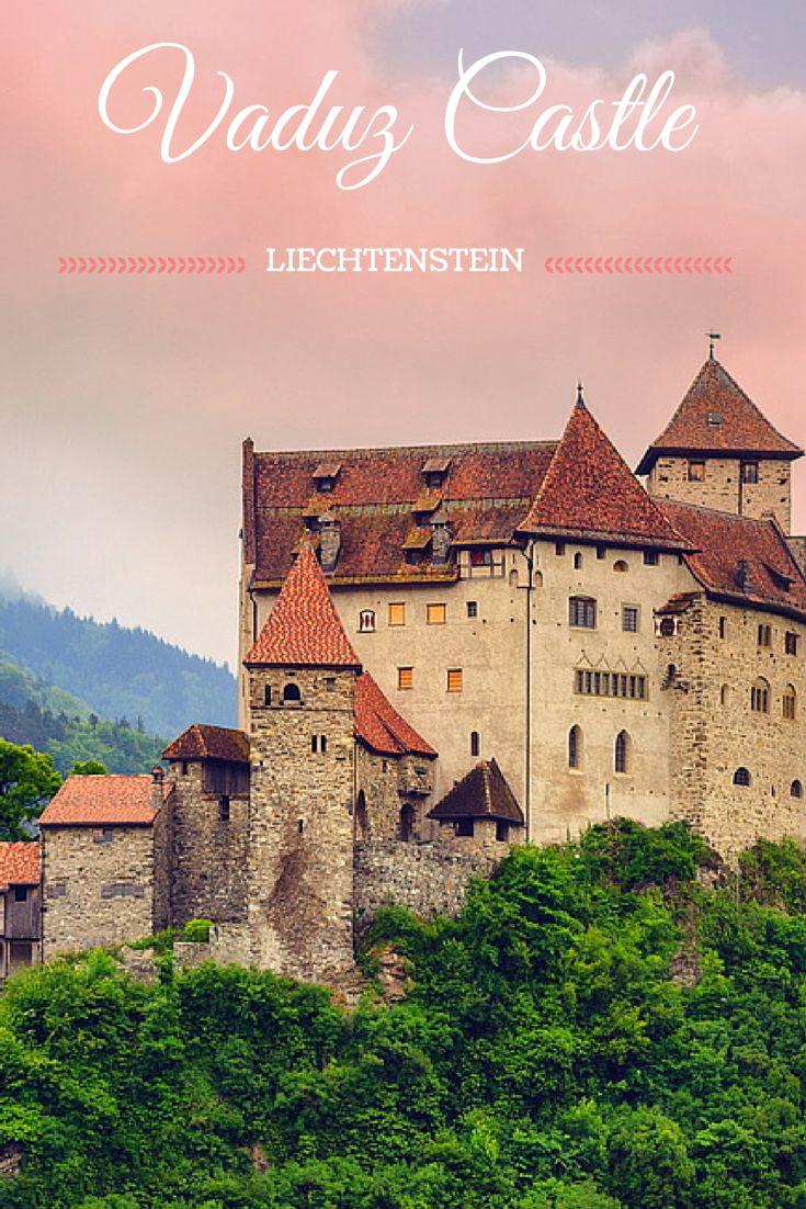 Tips for visiting #Vaduz Castle in #Liechtenstein #travel #Europe