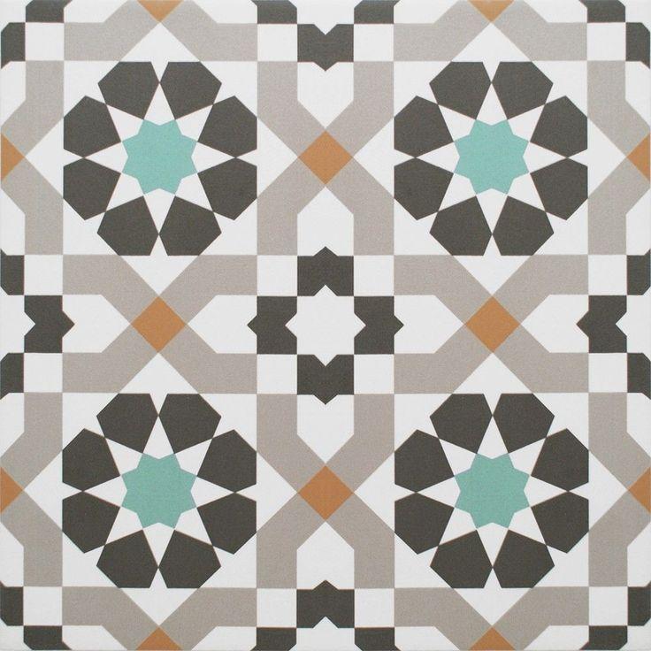 Tatli Geometric Decor Style 2 Harika Tiles 300x300x7.5mm Tiles