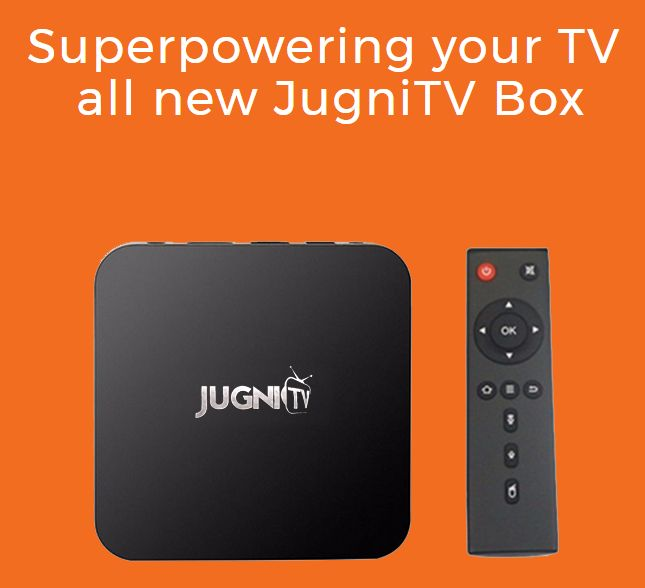 #SuperPowering your #Tv all new @JugniTv Box  #USA #channel #live #livestream #sports #football #livefootball #cricket #ipl #online #onlinestreaming #streaming