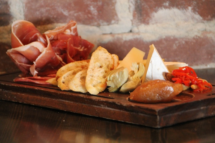 Fabulous cured meats and artisan cheeses at The Met! #cheeses #meats #appetizers #colorado