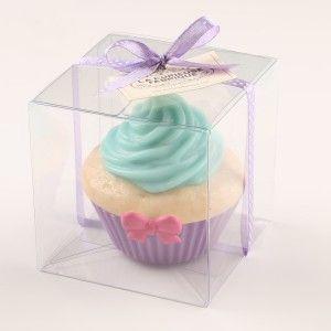 #American #Cupcake #Candle #Bougie #Box