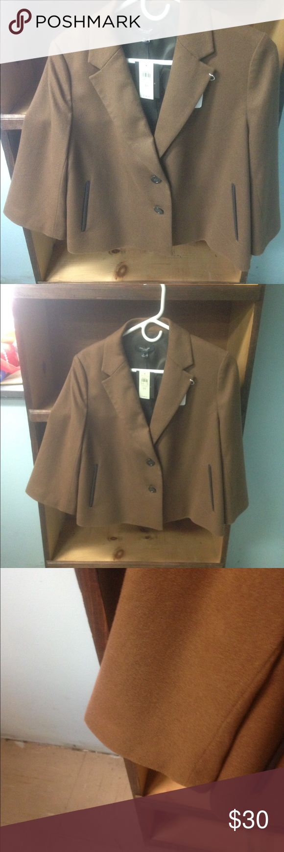 Ann Taylor Blazer NWT Suggested Retail Price 198 Dollars. A Great Stylish  but Classic Jacket. Jackets & Coats Blazers
