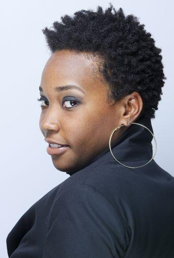 Phenomenal 1000 Images About Short Twist Out Twa On Pinterest Short Hairstyles Gunalazisus