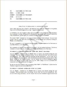Memo with Watermark DOWNLOAD at http://www.templateinn.com/5-memo-templates-collection-for-ms-word/