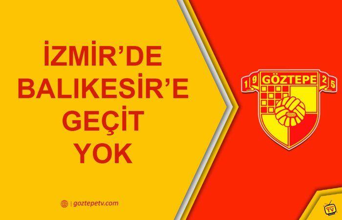 TFF 1'. Lig'de 20. hafta mücadelesinde Balıkesirspor'u konuk edecek #Göztepe, son yıllarda rakibine İzmir'de geçit vermiyor.   Devamı için; http://www.goztepetv.com/2017/02/goztepe-den-balikesirspor-a-gecit-yok/