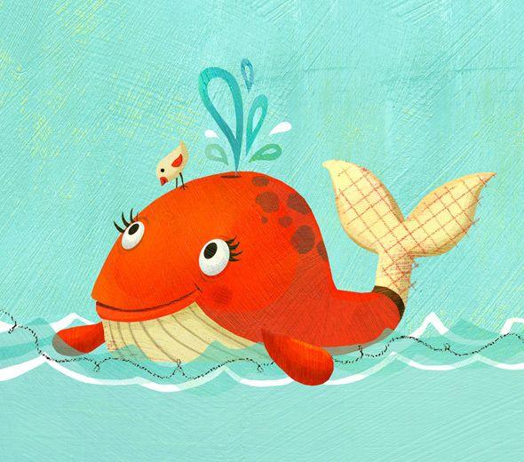 Whale - Laura Watson