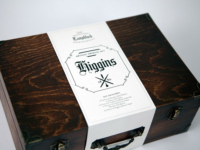 Higgins (Student Work) on Packaging of the World - Creative Package Design Gallery