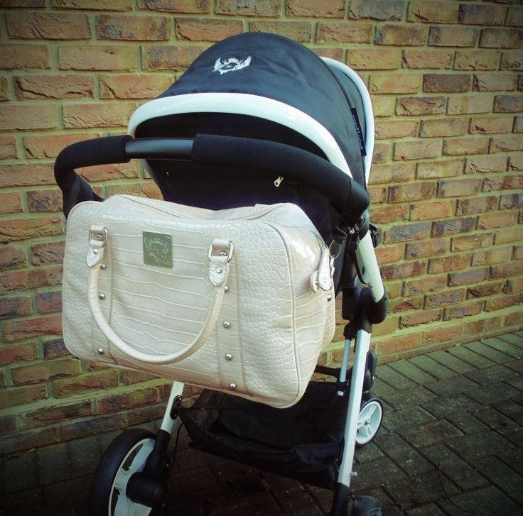 Westminster baby changing/diaper bag.