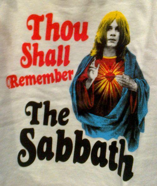 black sabbath! I keep debating on whether or not to buy this...hahaha