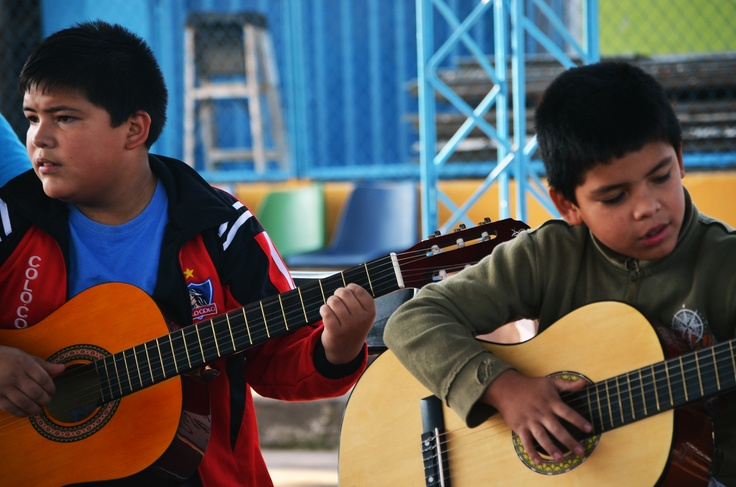 """Evento """"Cultiva tu Cultura con Música""""."""