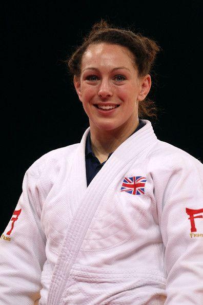 Sally Conway - Judo.