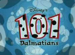 101 Dalmatians: The Series - based on the 1961 Disney animated feature of the same name & its 1996 live-action remake. The show spanned 2 seasons, with the first episode airing on September 13, 1997 & the last episode airing on March 4, 1998. Set on a farm, the show focuses primarily on 3 particular puppies: Lucky, Rolly & Cadpig.