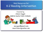 Tons of online resources for reading/language skills compiled into a student-friendly notebook file!
