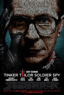 Tinker Tailor Soldier Spy - Original Score & Best Adapted Screenplay and for Best Actor Gary Oldman    --3 total