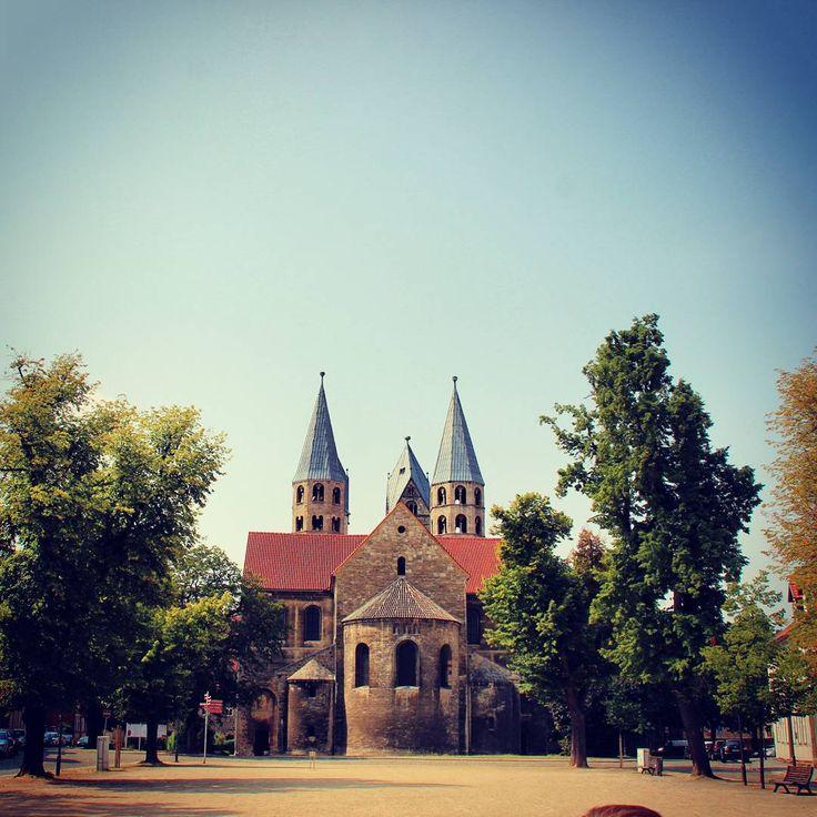 """""""Liebfrauenkirche am #domplatz von #halberstadt"""""""