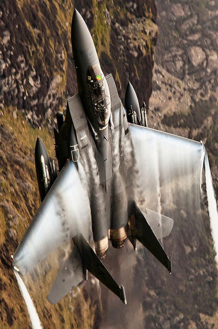 F-15E Strike Eagle.