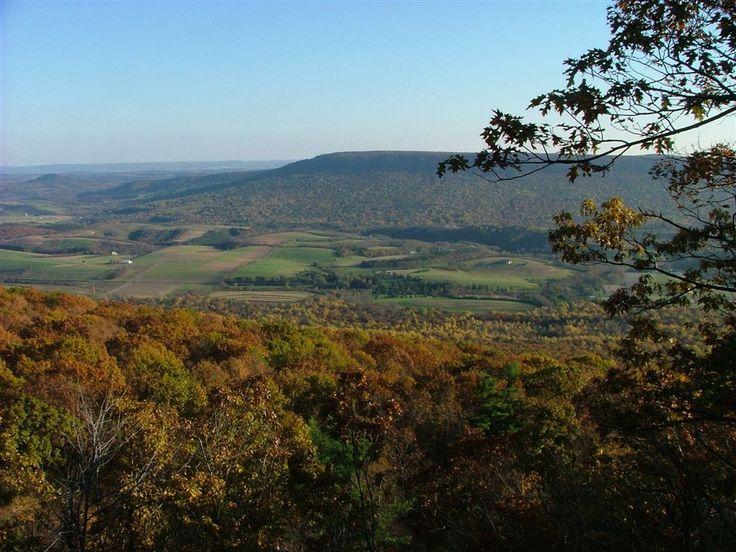 Appalachian Trail: Port Clinton to PA 309