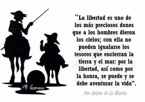 〽️ Don Quijote de la Mancha