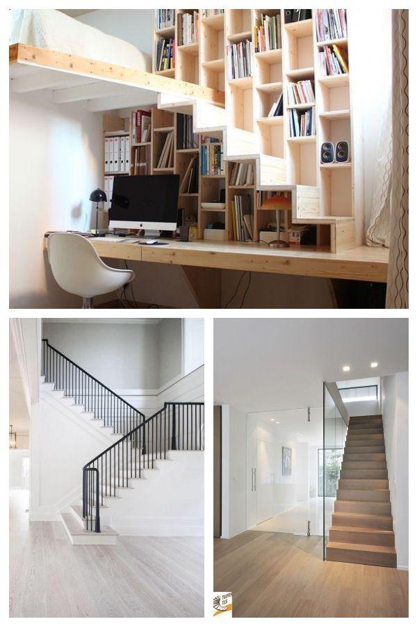 Arbeiten Im Tiny House Buros Auf Kleinstem Raum House Stairs House Home Decor