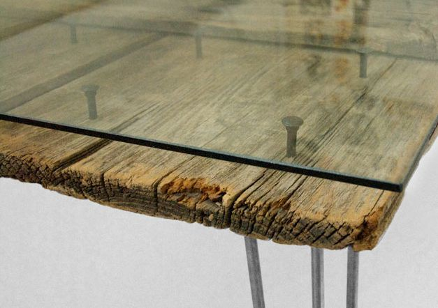 best 25 old wood table ideas on pinterest old wood glow table and recycled wood. Black Bedroom Furniture Sets. Home Design Ideas