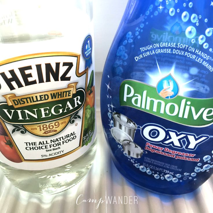 how to clean diffuser with vinegar