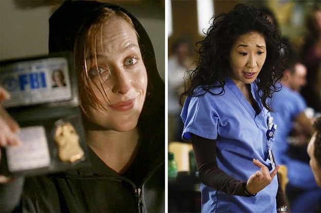 Which Badass Female TV Character Are You?   take the test
