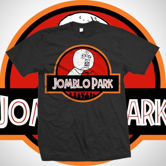 Jomblo Park by OcDmn