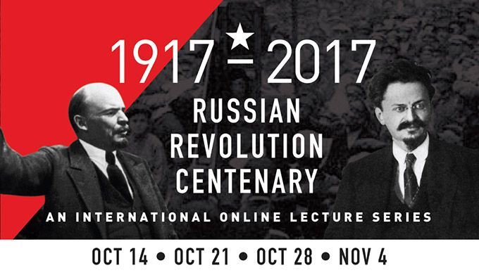 "The ICFI is continuing its commemoration of the centenary of the 1917 October Revolution with a second series of four weekly online lectures, beginning on October 14 and concluding on November 4. Barry Grey, US national editor of the World Socialist Web Site, will give the first lecture, ""Lenin's The State and Revolution"" The lecture will be streamed on YouTube on Saturday, October 14 at 5:00 pm Eastern (US). Three weekly lectures will follow."