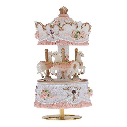 Andoer Laxury Windup 3-horse Carousel Music Box Artware/Gift Melody Castle in the Sky Pink/Purple/Blue/Gold No description http://www.comparestoreprices.co.uk/december-2016-3/andoer-laxury-windup-3-horse-carousel-music-box-artware-gift-melody-castle-in-the-sky-pink-purple-blue-gold.asp