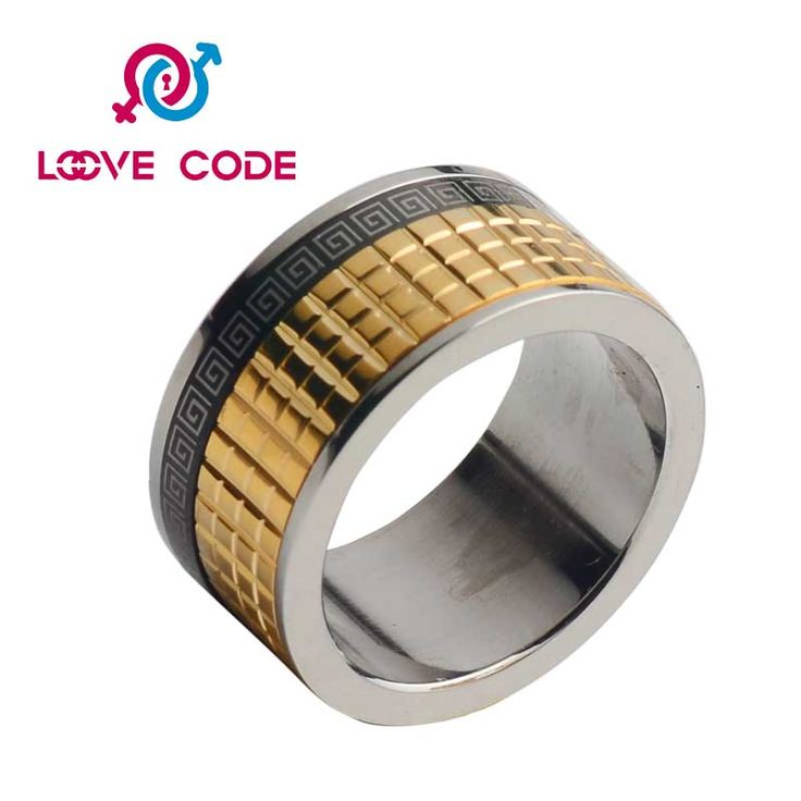 Black stainless steel wedding bands for men wholesale jewelry is made in China. The ring is high quality and cheap price. A perfect jewelry choice for men. It looks nice,solid and durable. Dongguan Lovecode Electronic Technology Co., Ltd is a stainless steel jewelry manufacturer, has many different products for you to choose. There are a