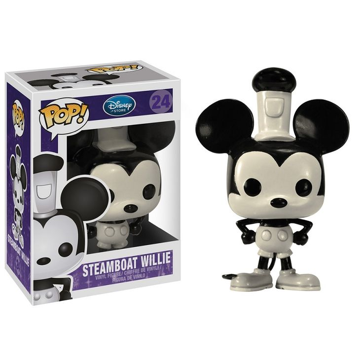 Mickey Mouse – Steamboat Willie