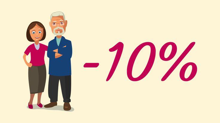 Z okazji Dnia Babci i Dziadka mamy dla Ciebie Extra Promocję! 10% rabatu na wszystkie projekty domów Z500. Pospiesz się. Promocja trwa tylko do 22.01.2017.