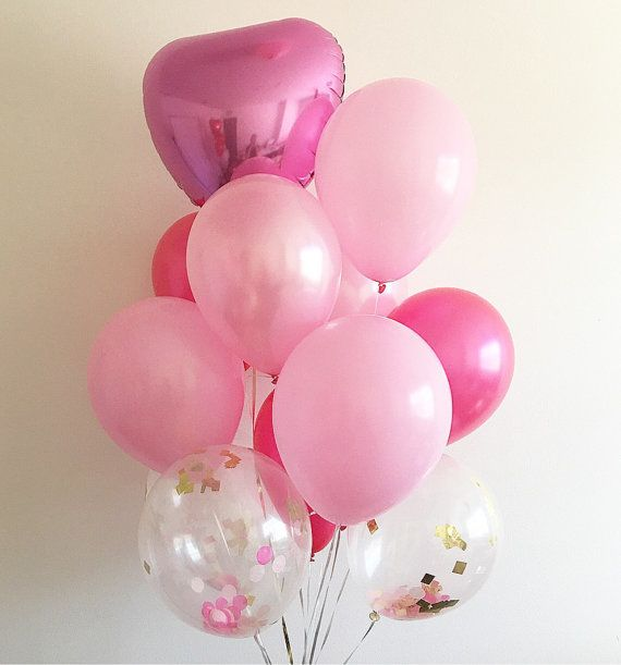 Best pink balloons ideas on pinterest things