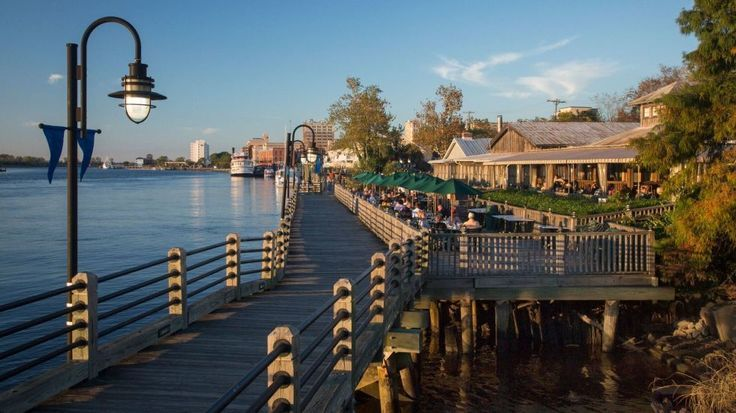 Wilmington, North Carolina: Enter port city nirvana in Wilmington, a town that also offers plenty of beach hangouts, first-rate dining, and opportunities for active adventures.