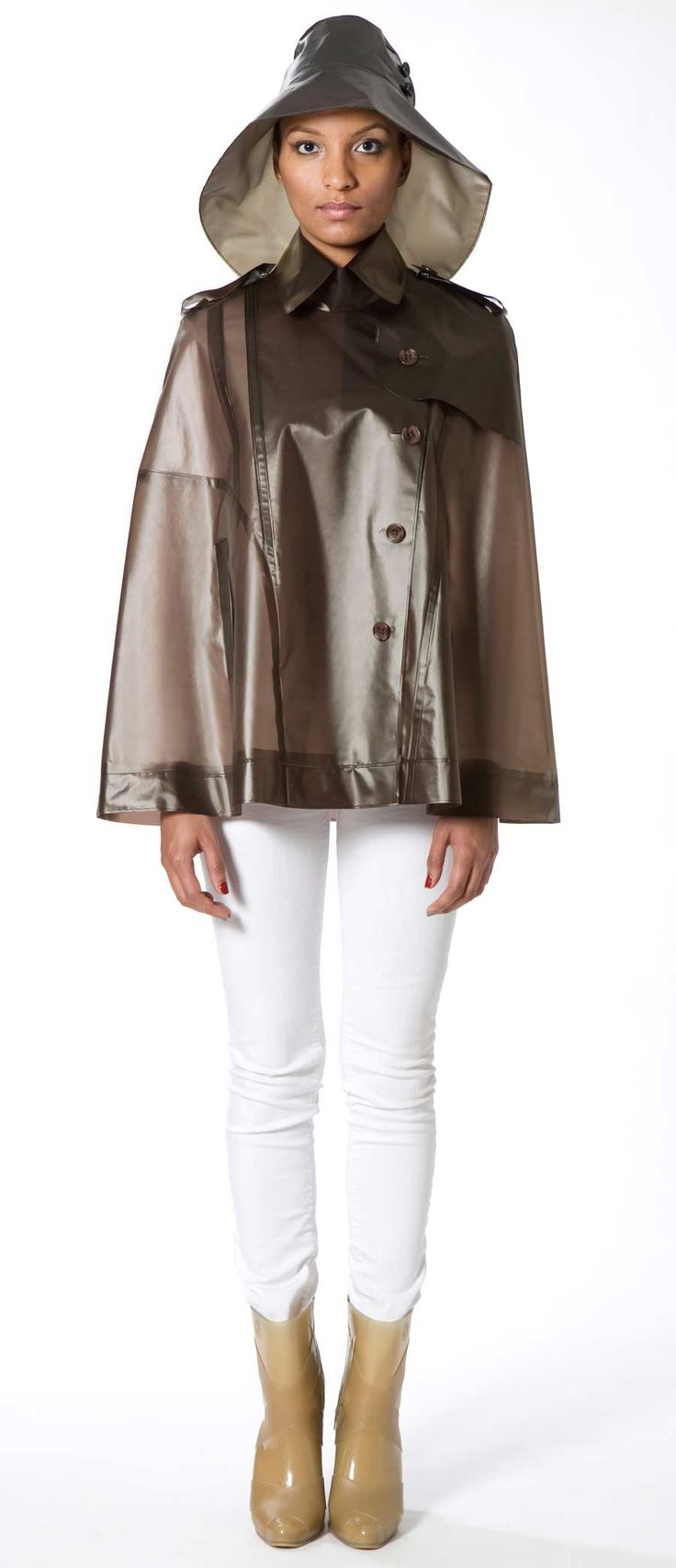 Terra New York rain cape