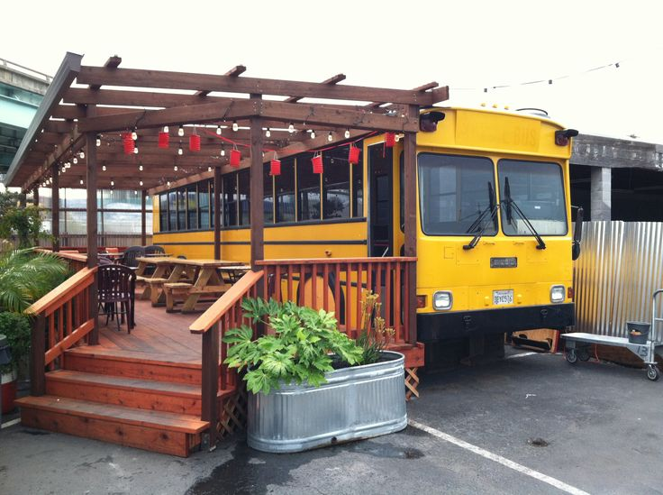 SoMa StrEat Food Park Blog   The First Permanent Food Truck Pod in ...