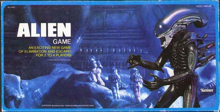 alien brettspiel